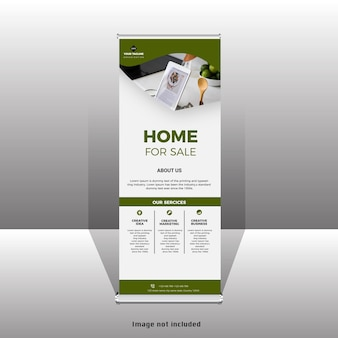 Business-rollup-standee-banner-design
