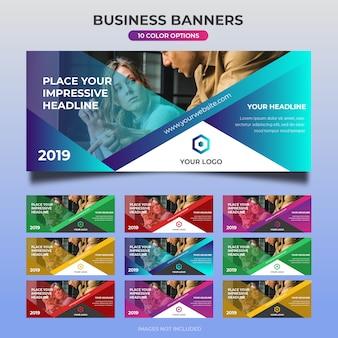 Business web banner design 13