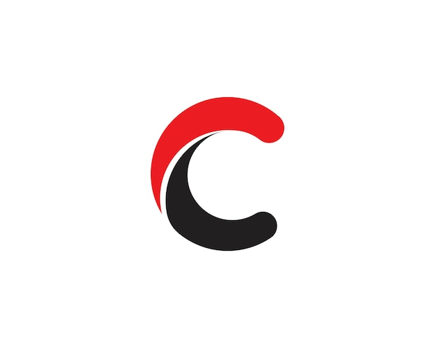 C brief symbol logo