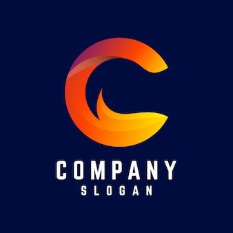 C logo-design