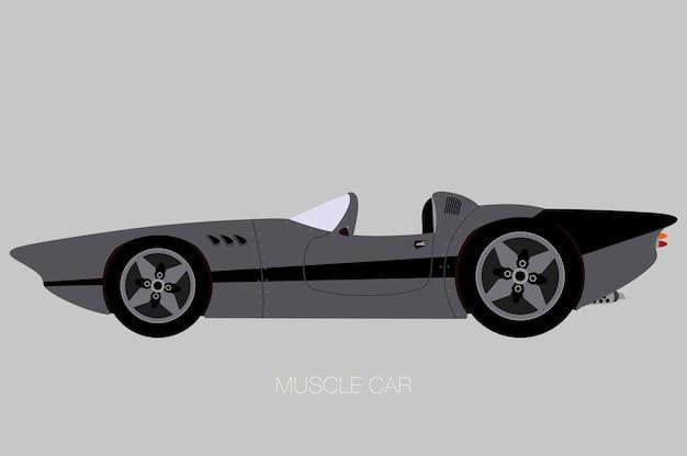 Cabrio benutzerdefinierte abbildung