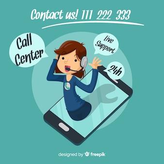 Callcenter-banner
