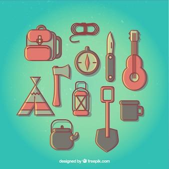 Camping-tools