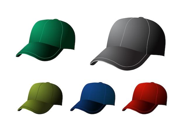Cap baseball-symbol