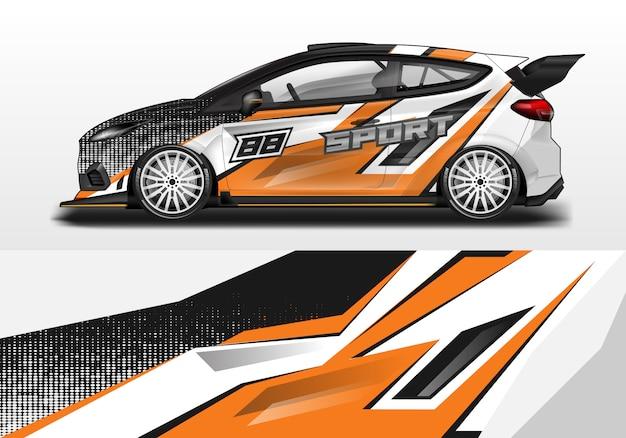 Car wrap designs.