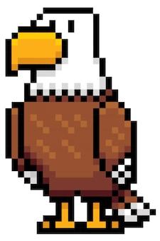 Cartoon-adler-pixel-design