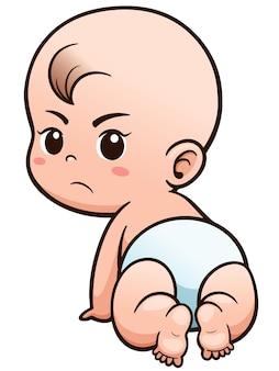 Cartoon baby