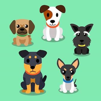 Cartoon hunde