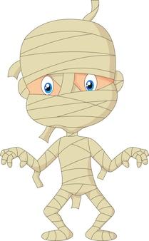 Cartoon mumie