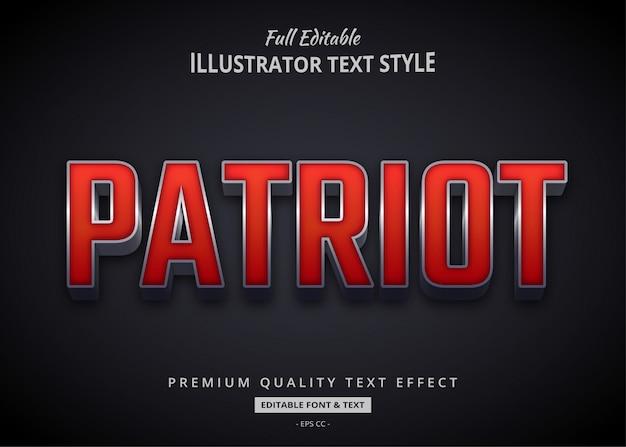 Cartoon spiele titel 3d text style effekt