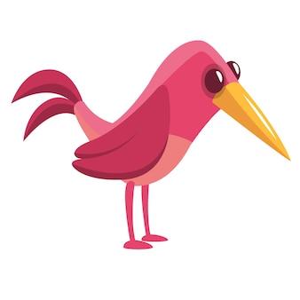 Cartoon vogel