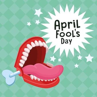 Cartoons mit aprilscherzen