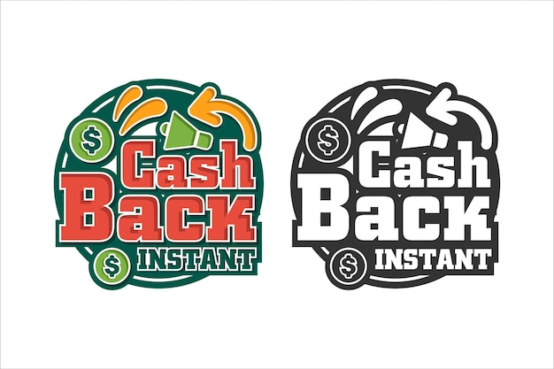 Cash back instant premiuim design