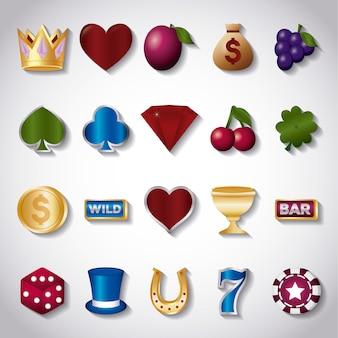 Casino ähnliche symbole