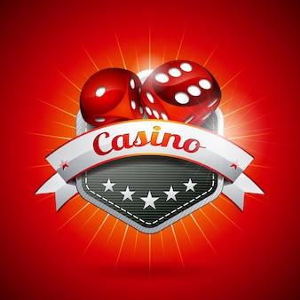 Casino hintergrund design