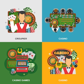 Casino-konzept festgelegt