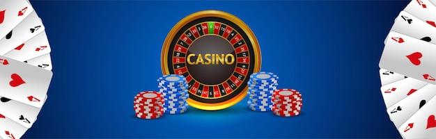 Casino-online-glücksspiel mit spielkarte