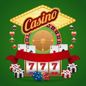 Casino-szene