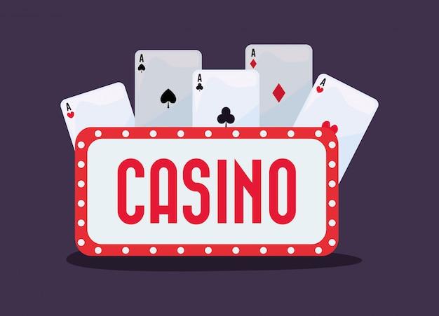 Casino-wetten