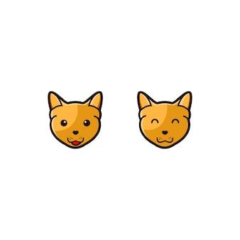 Cat icon design