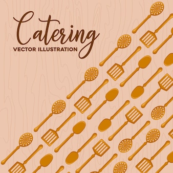 Catering-konzept