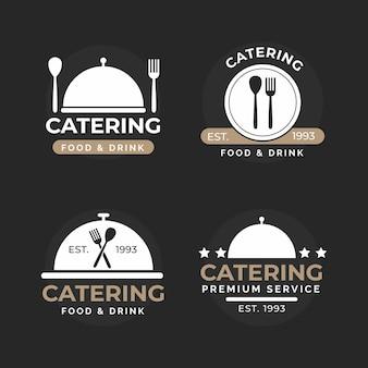 Catering-logo-vorlagensammlung