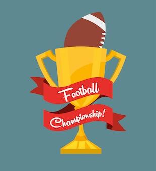 Champion feiern