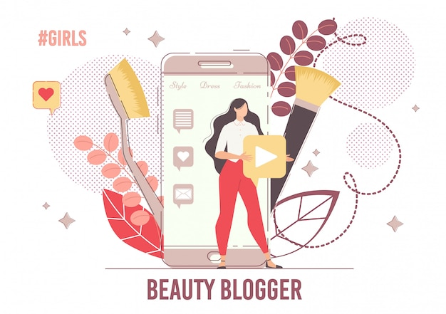 Channel-erstellung für online-beauty-handelsplattform