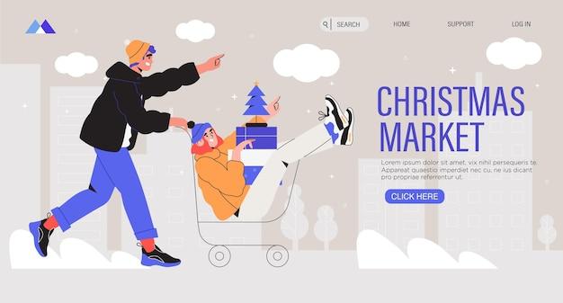 Charaktere kaufen weihnachts- oder neujahrsgeschenke