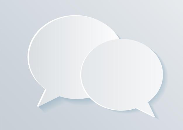 Chat bubble sign. kommunikation.