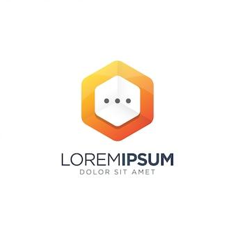 Chat-logo-design