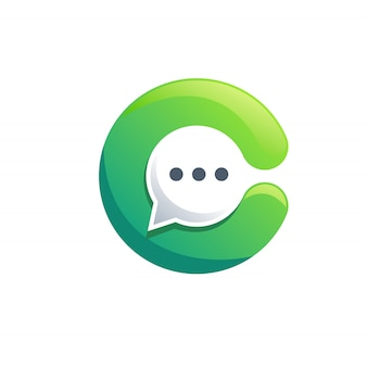 Chat-logo-design