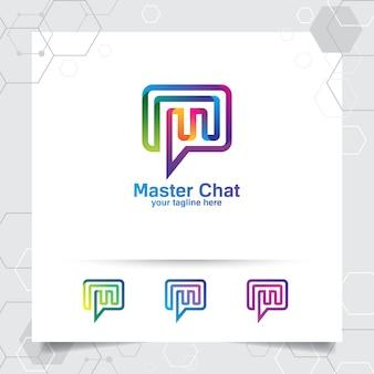 Chat-logo