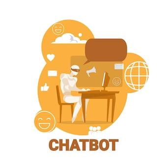 Chatbot-symbol
