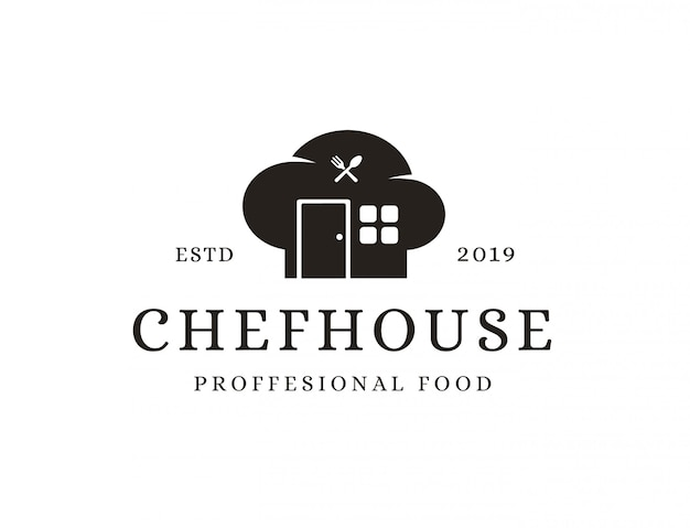 Chef house-logo