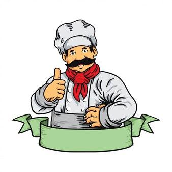 Chef-logo-illustration