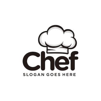 Chef-logo-vorlage