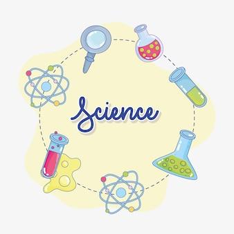 Chemie des naturwissenschaftlichen unterrichts