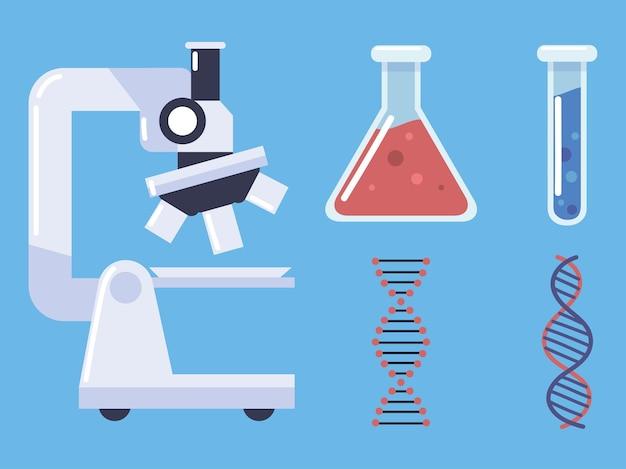 Chemische wissenschaftsset