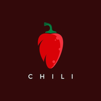 Chili-logo (für food restaurant) -logo