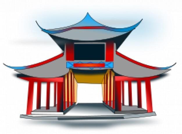 Chinesische architecure