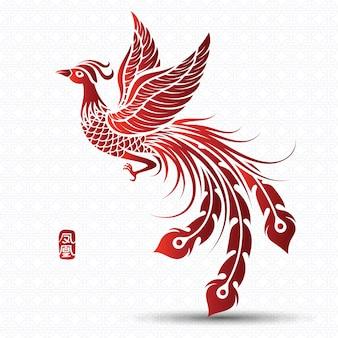 Chinesischer phönix