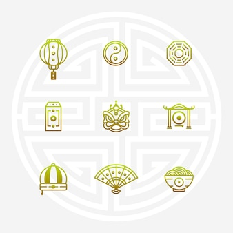 Chinesisches symbol