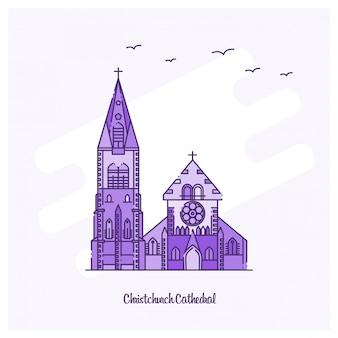 Christchurch cathedral wahrzeichen