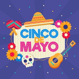Cinco de mayo flaches design