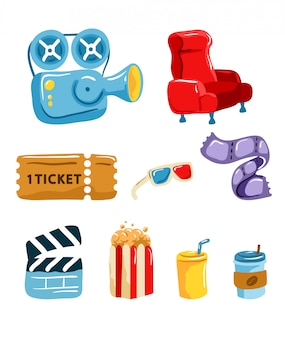 Cinema tools grafiksatz