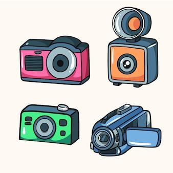 Classica kamera sammlung