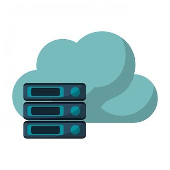 Cloud-computing-technologie