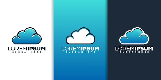 Cloud-logo-design