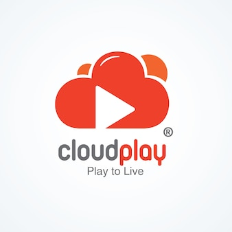 Cloud play multimedia studio-logo